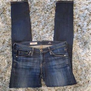 AG Goldschmied Stilt Cigarette Leg Jeans Size 25